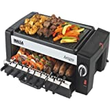 Inalsa Arizona 1200-Watt Electric Barbque Griller (Black)