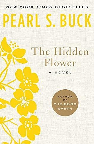book cover of Hidden Flower