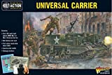 Bolt Action Universal Carrier 1:56 WWII Military Wargaming Plastic Model Kit