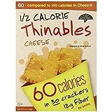 fibergourmet - Thinables Crackers Cheese - 6 oz.