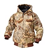 youth insulated jacket - King's Camo Youth Insulated Hooded Hunting Jacket, X-Large