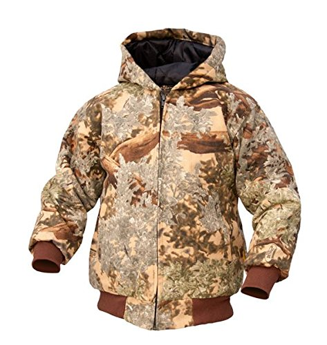 youth insulated jacket - 8