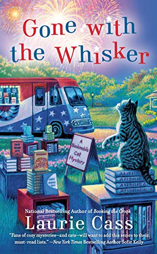 Gone with the Whisker (A Bookmobile Cat Mystery Book 8) by [Cass, Laurie]