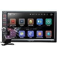 Eonon CA2154 Android 5.1.1 Car GPS Quad Core Lollipop In Dash GPS Radio Stereo 7 Inch 2 Din Touch Screen Bluetooth 4.0 Navigation + Backup Camera
