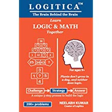 Learn Logic & Math Together (For ages 9+)