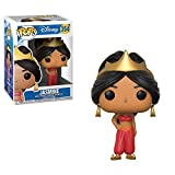 Funko Pop Disney: Aladdin-Jasmine (Red) Collectible Figure