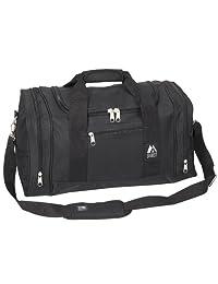 Everest Luggage Sporty Gear Bag, Black, One Size