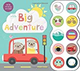 Little Friends: Big Adventure: with 10 Busy Sounds