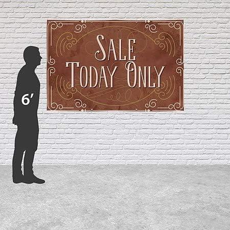 9x6 House for Sale CGSignLab Chalk Banner Heavy-Duty Outdoor Vinyl Banner
