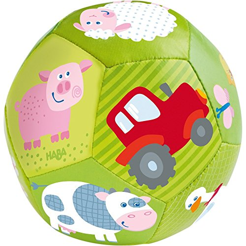 Review HABA Baby Ball on