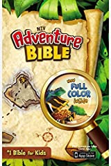 NIV, Adventure Bible, Hardcover, Full Color Hardcover