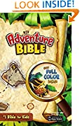#5: NIV, Adventure Bible, Hardcover, Full Color