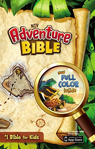(NIV, Adventure Bible, Hardcover, Full Color)