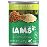 ProActive Health Adult Dog Classic Pate with Turkey and Rice Premium Dog Food 13.2 Oz, My Pet Supplies