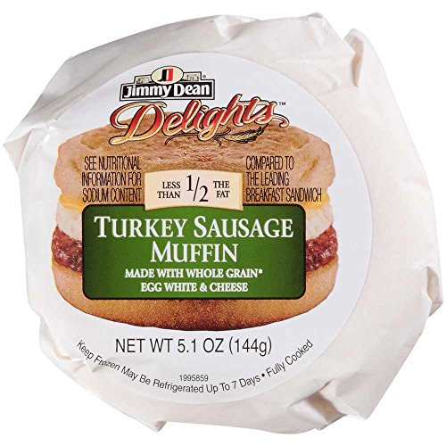 jimmy-dean-d-lights-turkey-sausage-egg-white-and-cheese-breakfast-sandwich-muffin-51-ounce-12-per-ca