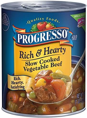 Progresso Rich & Hearty