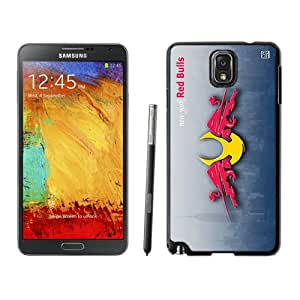 NEW Unique Design Soccer Club New York Red Bulls 04 Football Logo Samsung Galaxy Note 3 Cell Phone Case