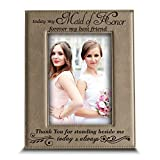 BELLA BUSTA Maid of Honor-Best Friend- Thank You