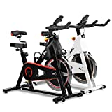JLL IC300 Indoor Exercise Bike 2018, Cardio Workout, 18kg...