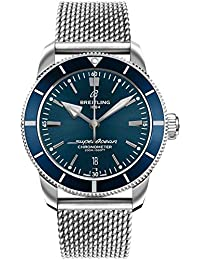 Superocean Heritage II B20 Automatic 44 Blue Dial Men's Watch AB2030161C1A1