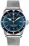 Breitling Superocean Heritage II B20 Automatic 44 Blue Dial Men's Watch AB2030161C1A1