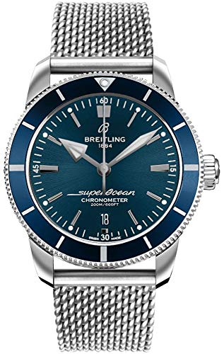 (Breitling Superocean Heritage II B20 Automatic 44 Blue Dial Men's Watch AB2030161C1A1 )