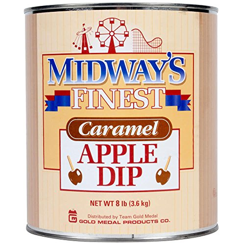 TableTop King TableTop King 4224 Caramel Apple Dip #10 Can
