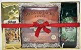 Wicked Jacks Tavern Jamaican Rum Cake with Butterscotch Toffee and White Chocolate Coffee Gift Set (Butter)