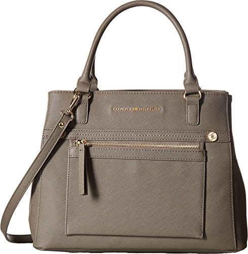 Tommy Hilfiger Women's Lani Convertible Tote Mushroom One Size