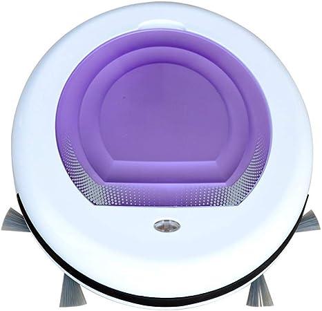 CHUXJ 3 en 1 Robot Aspiradora 360 ° sensores Inteligentes Modos de ...