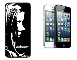 iPhone 5 Hard case with Printed Design Chemical Brothers