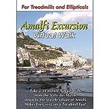 Amalfi Excursion Virtual Walk DVD for Treadmills