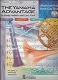 yamaha alto saxophone advantage - The Yamaha Advantage: Musicianship From Day One, Alto Saxophone Book 1 (CD Included)