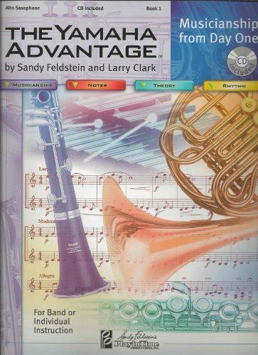 yamaha alto saxophone advantage - 3