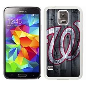 MLB Washington Nationals Case For Samsung Galaxy S5 I9600