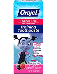 Orajel Vampirina Midnight Berry Training Toothpaste, 1.5 Oz