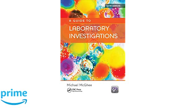 Oxford handbook of clinical and laboratory investigation drew.