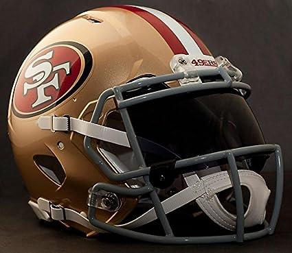 548f7b31 Amazon.com : Riddell Speed SAN Francisco 49ers NFL Authentic ...