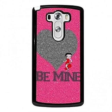 Betty Boop Logo teléfono Skin, Betty Boop carcasa para LG G3 ...