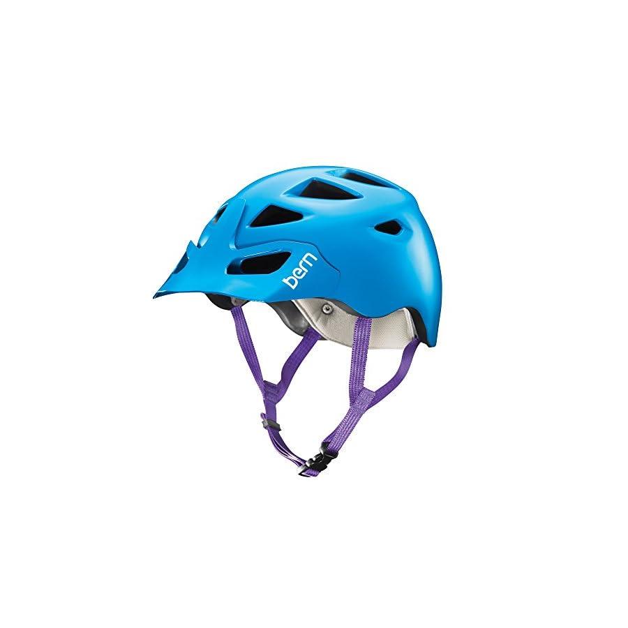 Bern 2016 Women's Prescott Summer Bike Helmet w/ Visor