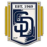 MLB San Diego Padres 15407115 Collector Pin Jewelry Card