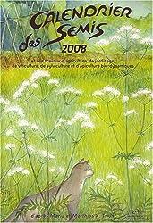 Calendrier des semis 2008