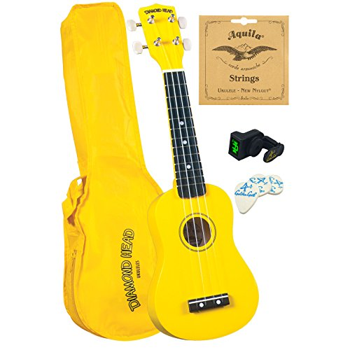 Used, Diamond Head DU-104 Rainbow Soprano Ukulele Player for sale  Delivered anywhere in Canada