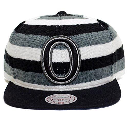 Mitchell & Ness NHL Team Vintage 3rd Jersey Snapback Hat (Ottawa Senators)