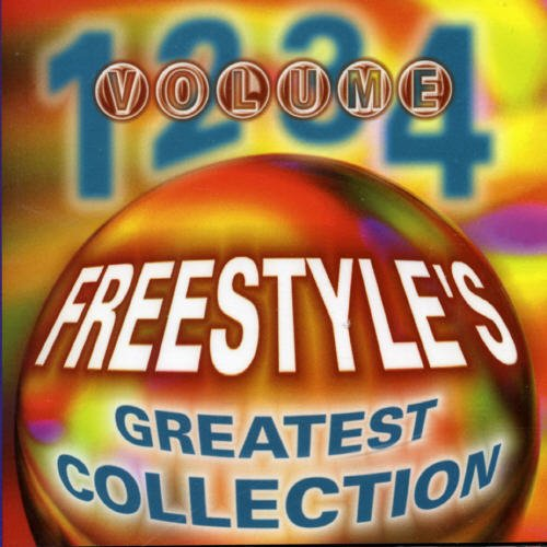 Freestyle's Greatest Collection Volumes 1-4 by Spg Records