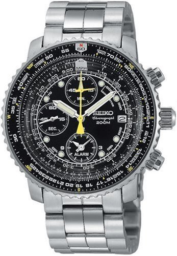 seiko-mens-sna411-flight-alarm-chronograph-watch