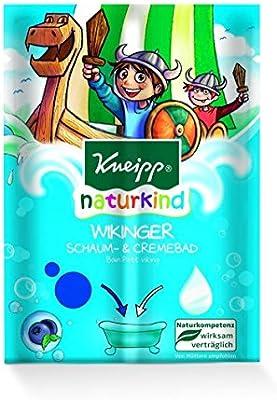 Kneipp Natural infantil Vikingo de espuma & Crema Baño 10 Pack 10 x 40ml: Amazon.es: Salud y cuidado personal