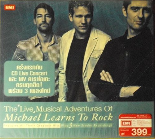 Best of Michael Learns to Rock-Live
