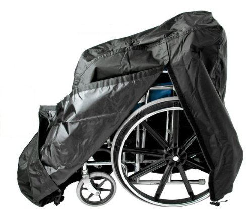 (Manual Wheelchair Cover)