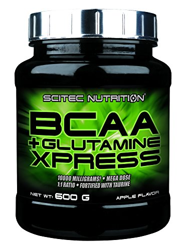 BCAA+Glutamine Xpress (Apple) by Scitec Nutrition